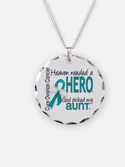 Heaven Needed Hero Ovarian C Necklace