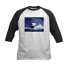 Orca Flukes Baseball Jersey