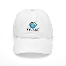 World's Coolest Stuart Baseball Cap