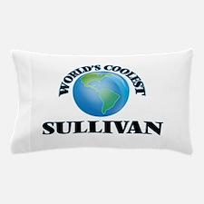 World's Coolest Sullivan Pillow Case