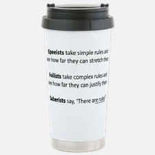 Cute Sabres Travel Mug