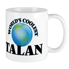 World's Coolest Talan Mug