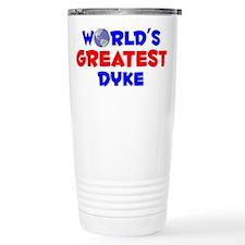 Cute Homo Travel Mug