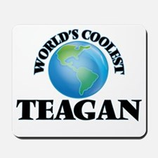 World's Coolest Teagan Mousepad