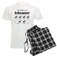 Stubborn Schnauzer v2 Pajamas