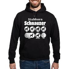 Stubborn Schnauzer v2 Hoodie