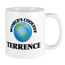 World's Coolest Terrence Mugs