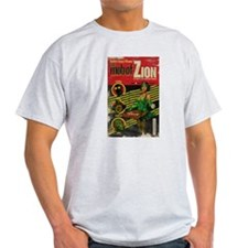 MoZ cover distressed T-Shirt