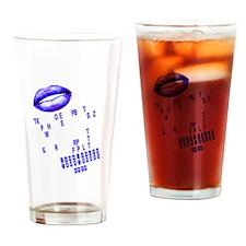 DMWTCR Drinking Glass