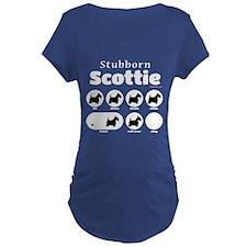 Stubborn Scottie v2 T-Shirt