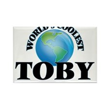 World's Coolest Toby Magnets