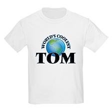 World's Coolest Tom T-Shirt