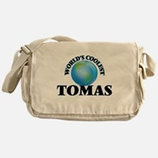 World's Coolest Tomas Messenger Bag