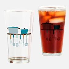 Kitchen Cooking Utensils Pots Drinking Glass