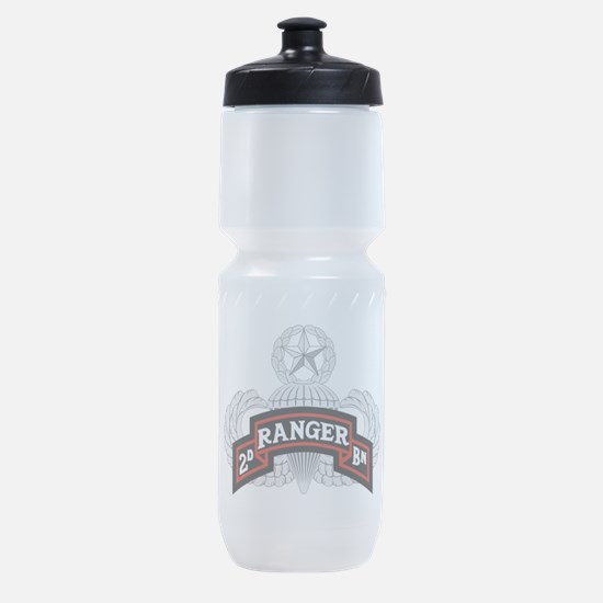 2nd Ranger Airborne Master Sports Bottle