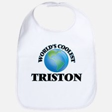 World's Coolest Triston Bib