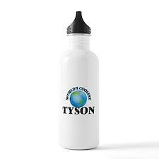 World's Coolest Tyson Sports Water Bottle