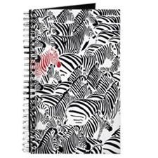 Be Different Zebra Journal