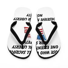 End War Flip Flops