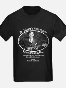 Mr. Johnson's Music School T-Shirt