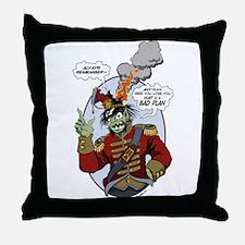 Jager Philosophy Throw Pillow