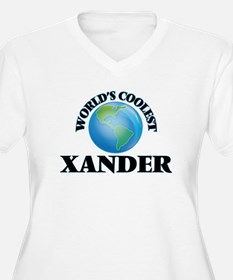 World's Coolest Xander Plus Size T-Shirt