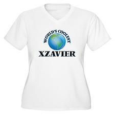 World's Coolest Xzavier Plus Size T-Shirt