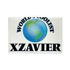 World's Coolest Xzavier Magnets