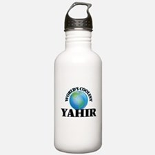 World's Coolest Yahir Sports Water Bottle