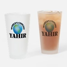 World's Coolest Yahir Drinking Glass