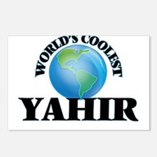 World's Coolest Yahir Postcards (Package of 8)