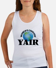 World's Coolest Yair Tank Top