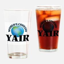 World's Coolest Yair Drinking Glass