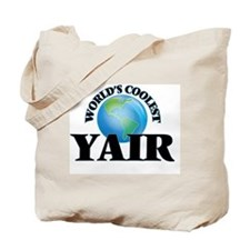World's Coolest Yair Tote Bag