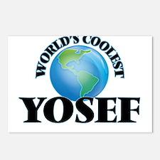 World's Coolest Yosef Postcards (Package of 8)
