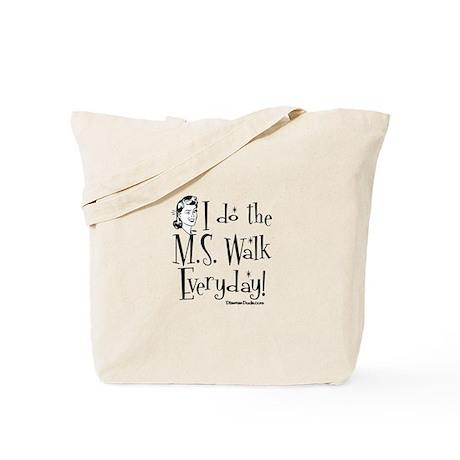 MS Walk Tote Bag