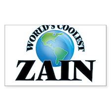 World's Coolest Zain Decal