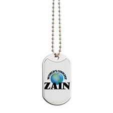 World's Coolest Zain Dog Tags