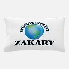 World's Coolest Zakary Pillow Case