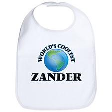World's Coolest Zander Bib