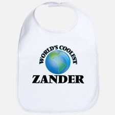 World's Coolest Zander Bib