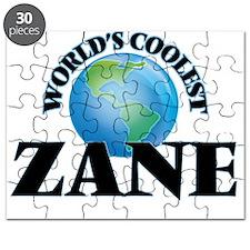 World's Coolest Zane Puzzle