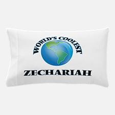 World's Coolest Zechariah Pillow Case