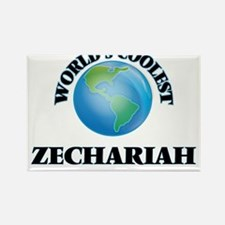 World's Coolest Zechariah Magnets