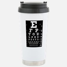 Funny College of optometry Travel Mug