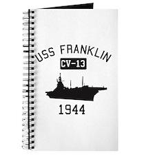 USS Franklin 1 Journal