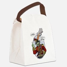 Jager Philosophy Canvas Lunch Bag