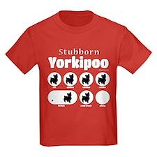 Stubborn Yorkipoo v2 T