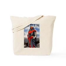 Vintage Yemen Art Tote Bag