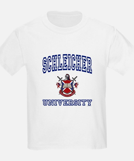 SCHLEICHER University T-Shirt